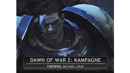 Dawn of War 2 - Kampagne-Trailer: Feldzug mit den Space Marines