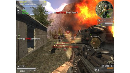 Enemy Territory: Quake Wars - Beta-Patch v1.5 steht zum Download bereit