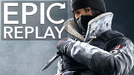 Epic Replay - Nahkampf-Experte in Rainbow Six Siege & GTA-Luftballet
