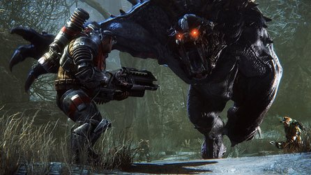 Evolve - Preview-Video zum Monster-Multiplayer-Mix