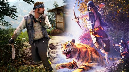 Far Cry 4 - Special: Machen Koop & Multiplayer Spaß?