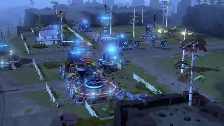 Forged Battalion - RTS von den Machern von Empire at War & Grey Goo jetzt im Early Access