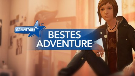 GameStars 2017: Bestes Adventure - Video: Retro-Rentner gegen Teenie-Drama