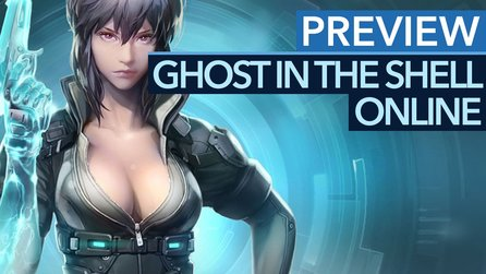 Ghost in the Shell: First Assault Online - Vorschauvideo: Aus dem Ausnahme-Anime wird ein 08/15-Shooter