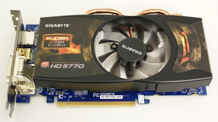 Gigabyte Radeon HD 5770 Super Overclocked