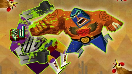 Guacamelee! - Trailer zur Super Turbo Championship Edition
