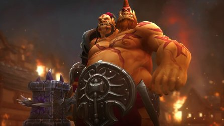 Heroes of the Storm - Helden-Trailer: Cho'Gall, das doppelte Ogerchen