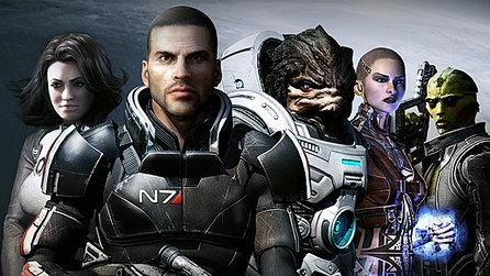 Mass-Effect-Film - Legendary Entertainment engagiert neuen Drehbuchautor