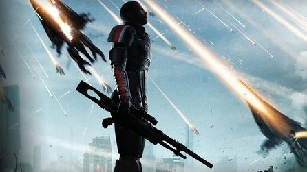 Mass Effect 3 - Test-Video zum Finale der Sci-Fi-Trilogie