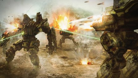 Mechwarrior 5: Mercenaries - Warum rasten die Fans aus? Video mit Gameplay