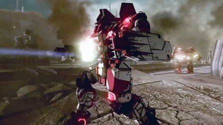 MechWarrior Online - Gameplay-Trailer zum Start der Open-Beta