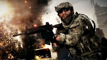 Medal of Honor: Warfighter - Test-Video zum Frostbite-2-Shooter
