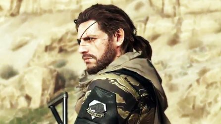 Metal Gear Solid 5: The Phantom Pain - Entwickler-Video: 30 Minuten Gameplay