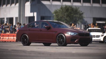 Need for Speed: Payback - gamescom 2017-Trailer zeigt actionreiche Verfolgungsjagden mit der Polizei