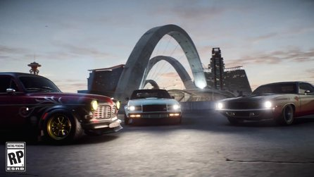 Need for Speed: Payback - Gameplay-Trailer stellt vor, was die Open World zu bieten hat