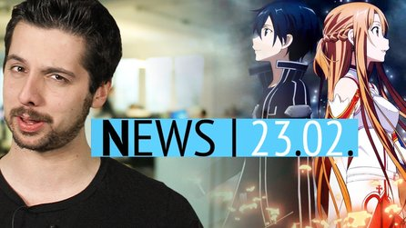 News: Sword Art Online als VR-MMO - The Division-Beta überholt Destiny