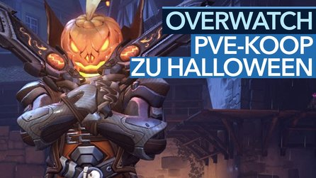 Overwatch: Gameplay zum PVE Horde Koop-Modus - Junkensteins Rache des Halloween Updates im Check