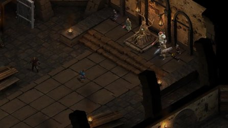 Pillars of Eternity - Patch 3.0: Neue Features im Gameplay-Video vorgestellt