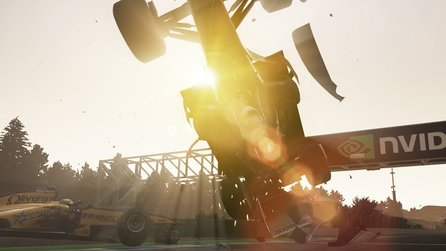 Project Cars - Crash-Test: Schadensmodell im Video-Check
