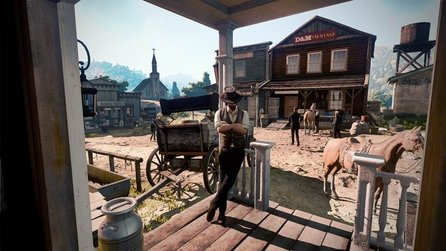 Red Dead Redemption 2 - Angeblich erster Screenshot geleakt
