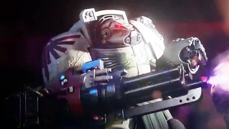 Space Hulk: Deathwing - Ingame-Trailer zum First-Person-Shooter