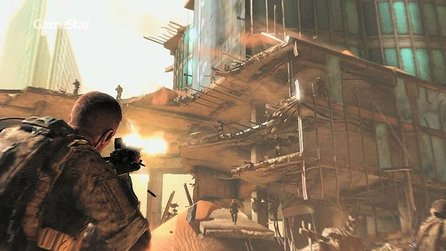Spec Ops: The Line - Vorschau-Video: Straßenfeger in Dubai