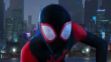 Spider-Man: A New Universe - Trailer zum Animationsfilm von den Lego-Film-Machern