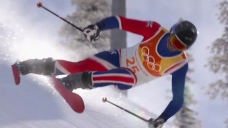 Steep - Gameplay-Trailer zeigt den Olympia-DLC »Road to the Olympics«
