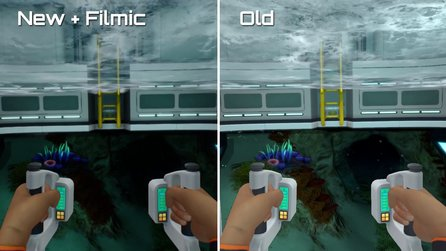 Subnautica - Trailer: Die neue Grafik nach dem Eye-Candy-Update