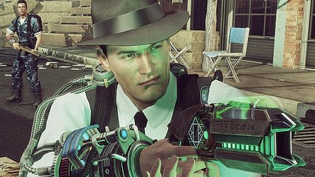 The Bureau: XCOM Declassified - Speziell angepasstes Menü für die PC-Version, neues Video