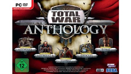 Total War: Anthology - Ankündigung: Alle Teile in einer Box