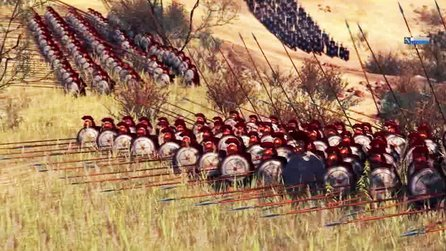 Total War: Arena - Ingame-Trailer zum Free2Play-Ableger
