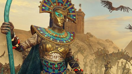Total War: Warhammer 2 - Rise of the Tomb Kings - Test: Ein königlicher DLC