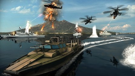 Wargame: Red Dragon - Test-Video zum Seeschlacht-Standalone-Addon