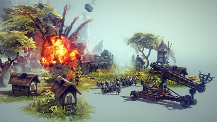 Was ist ... Besiege? - Angespielt-Check mit der Early-Access-Version