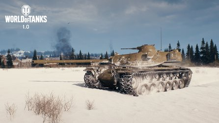 World of Tanks - Trailer zur neuen Engine: Version 1.0 überarbeitet die Grafik