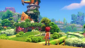 My Time at Portia Preview - Postapokalyptische Bauernhof-Idylle