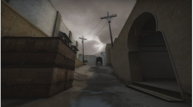Sturm auf Dust 2 dank »Changing Weather«-Mod