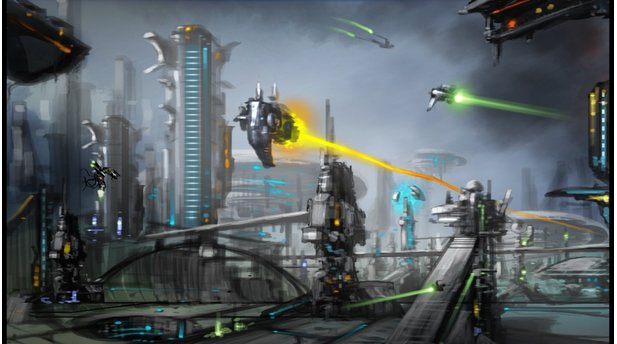 Defense Grid 2 - Artworks