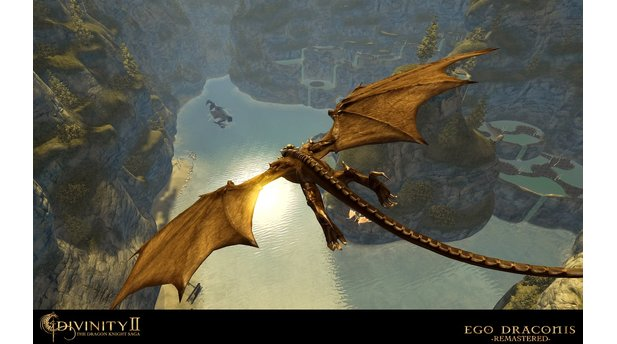 Divinity 2 - Bilder zur Dragon-Knight-Saga-Edition