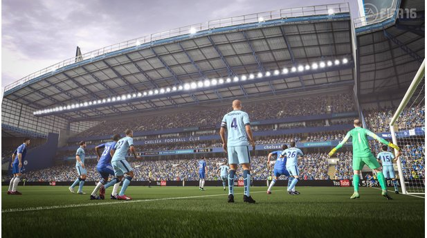 <b>FIFA 16</b><br>Screenshot