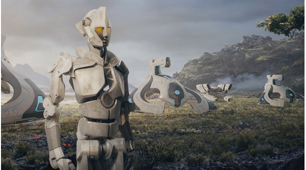 Grey Goo - Screenshots aus dem Emergence-DLC
