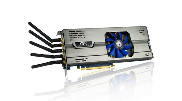 KFA Geforce GTX 460 WHDI