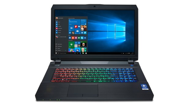 One GameStar-Notebook Pro 17