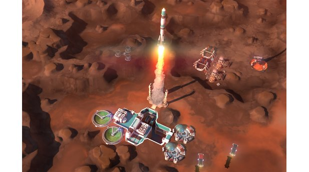 Offworld Trading Company - Screenshots