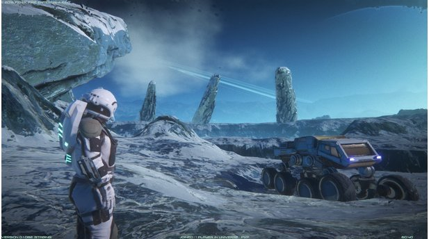 Osiris: New Dawn - Screenshots aus dem Content-Update »Dawn of Aziel«