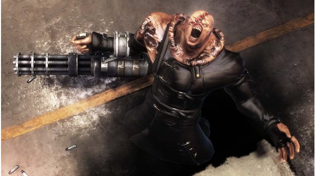 Resident Evil: Operation Raccoon City - Nemesis-Modus