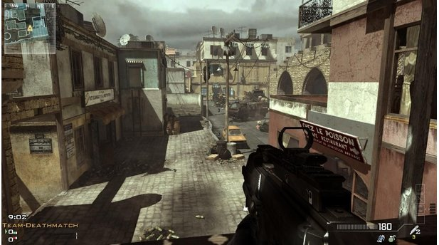 <b>Modern Warfare 3: Multiplayer-Maps</b><br>Seatown