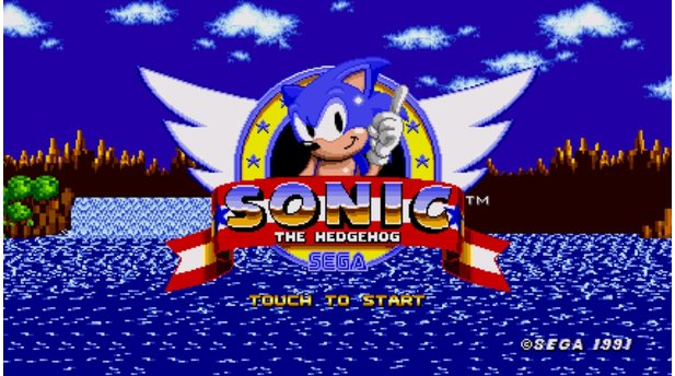 Sonic the Hegdehog