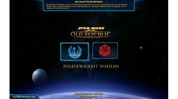 Star Wars: The Old Republic - Screenshots vom Beta-Wochenende
